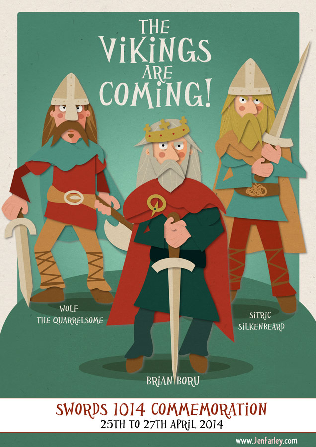 Brian Boru and the Vikings