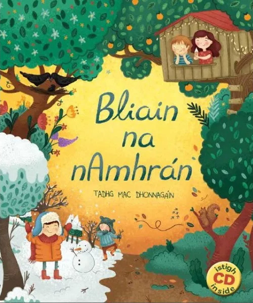 Bliain na nAmhrán (Year of Song) Book