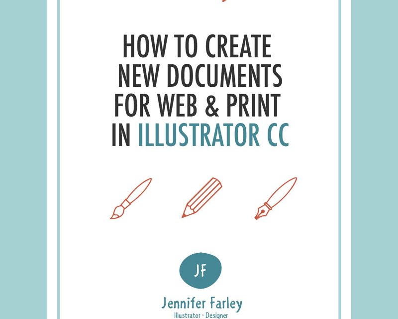 Guide to the Start Workspace & How To Create New Documents in Adobe Illustrator